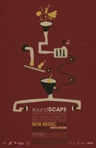2013 Poster | soundSCAPE