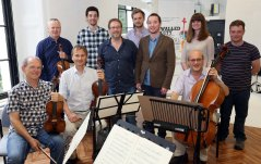 Composers with the Cull Quartet and Joe Cutler
