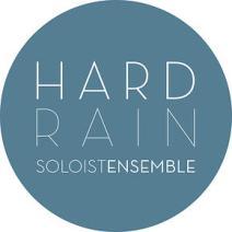 hard rain logo